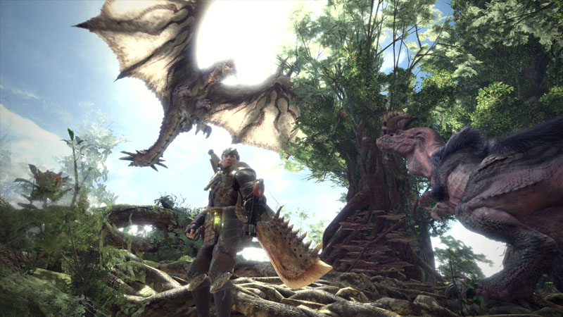 Monster Hunter World - Screenshot 6