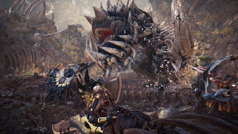 Monster Hunter World - Screenshot 13