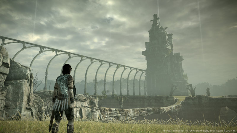 Shadow of the Colossus - Screenshot 1