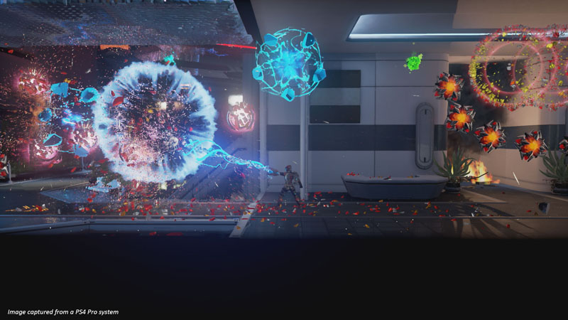Matterfall - Screenshot 4