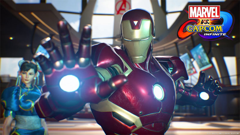 Marvel vs Capcom: Infinite - Screenshot 12