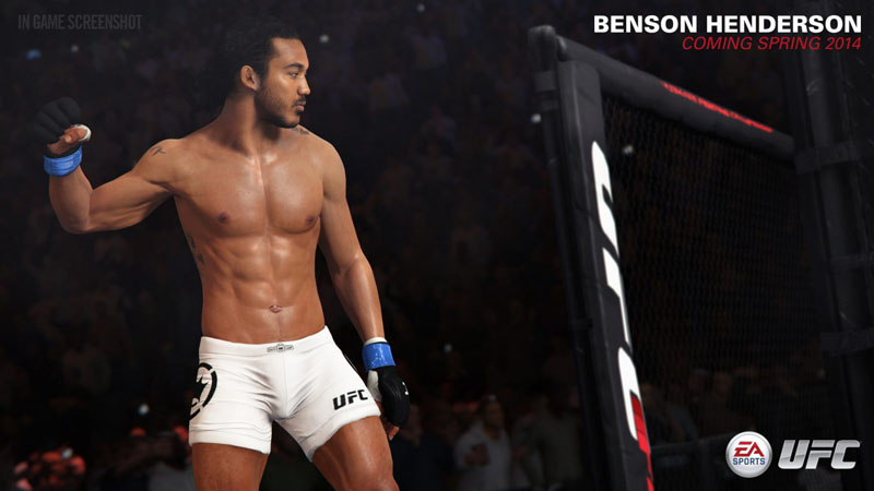 UFC 3 - Screenshot 3