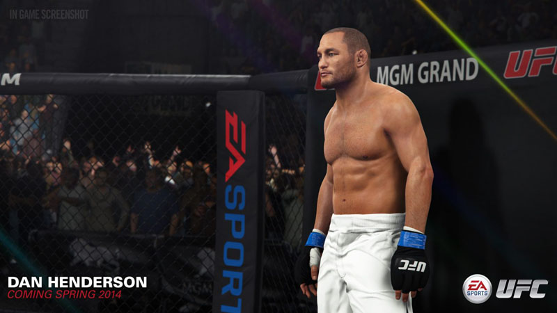 UFC 3 - Screenshot 4