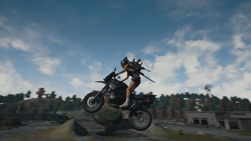PlayerUnknown's Battlegrounds - Game Preview Edition - Screenshot 7