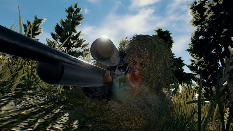 PlayerUnknown's Battlegrounds - Game Preview Edition - Screenshot 5