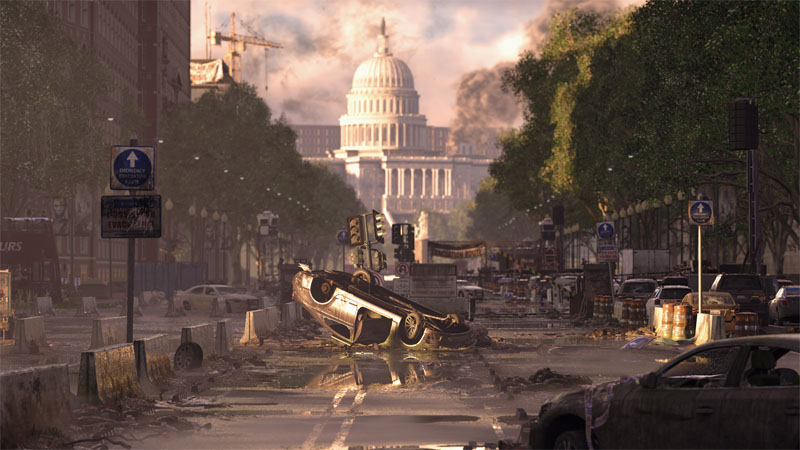 Tom Clancy's The Division 2 Dark Zone Collector's Edition - Screenshot 2