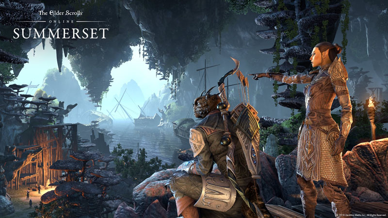 The Elder Scrolls Online: Summerset - Screenshot 8