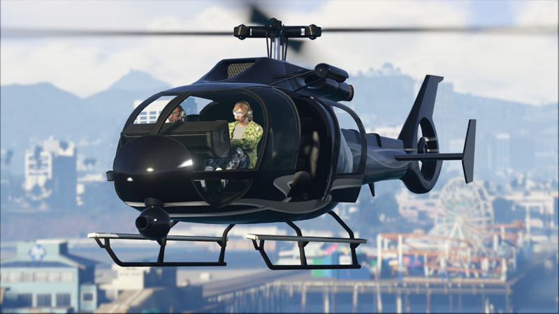 Grand Theft Auto V: Premium Edition - Screenshot 1