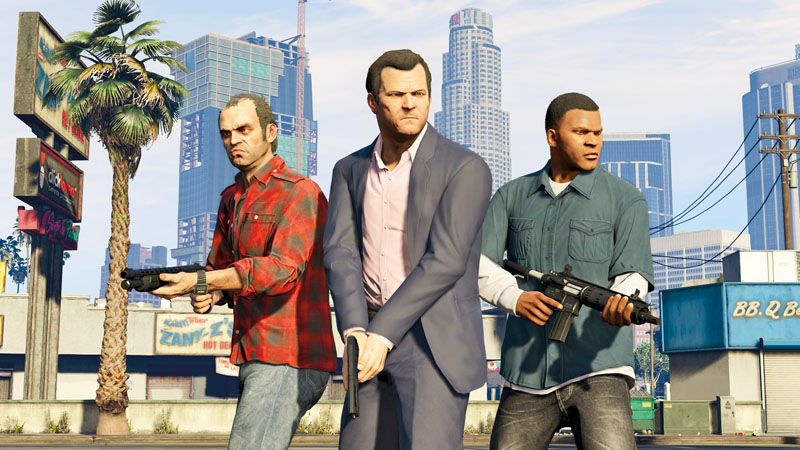 Grand Theft Auto V: Premium Edition - Screenshot 7