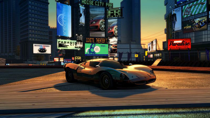 Burnout Paradise Remastered - Screenshot 6