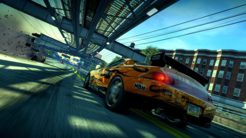 Burnout Paradise Remastered - Screenshot 7