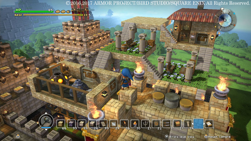 Dragon Quest Builders - Screenshot 1