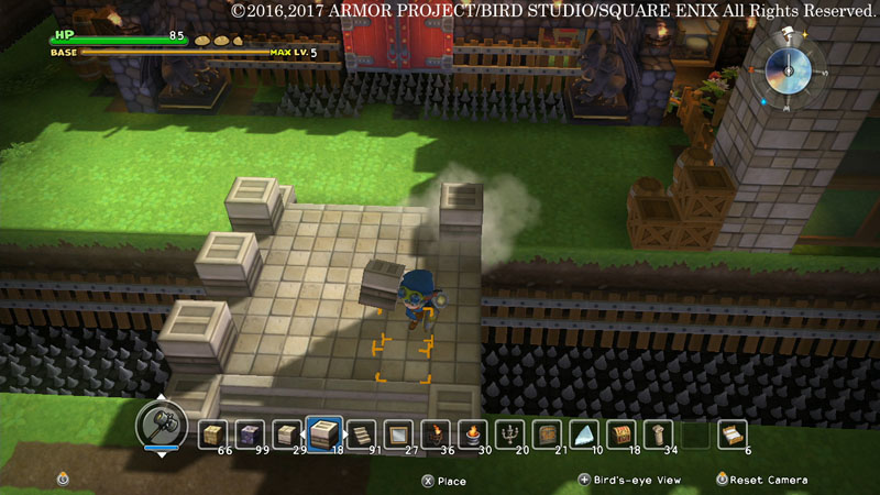 Dragon Quest Builders - Screenshot 3