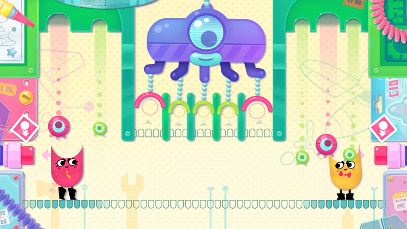 Snipperclips Plus - Screenshot 7