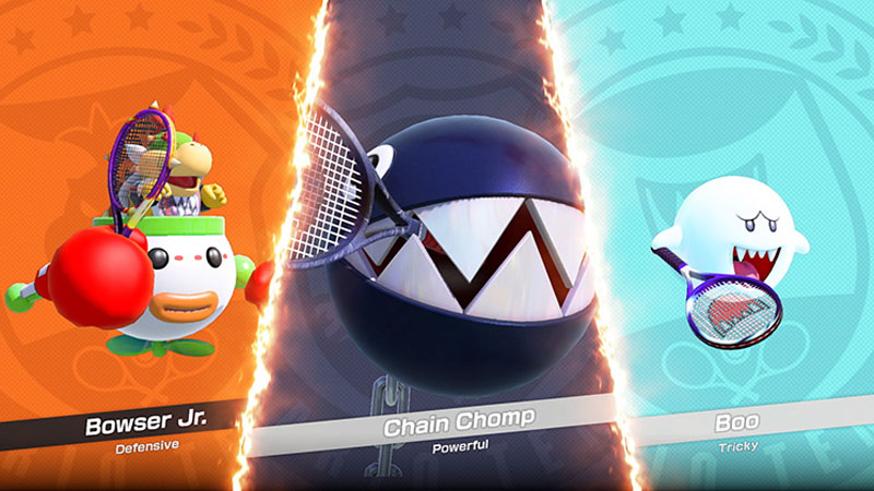 Mario Tennis Aces - Screenshot 3