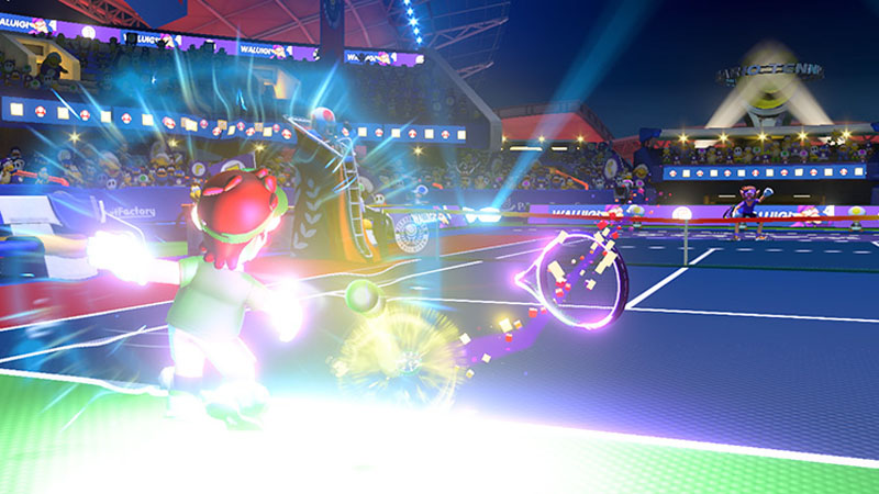 Mario Tennis Aces - Screenshot 6
