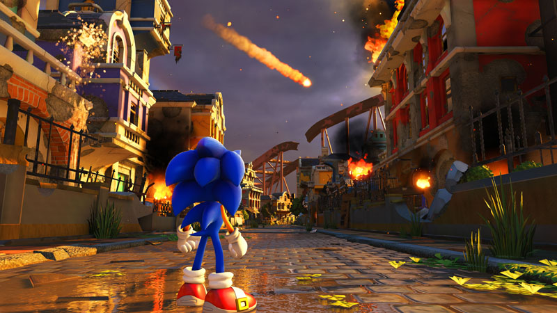 Sonic Forces - Screenshot 7