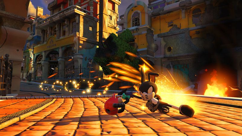 Sonic Forces - Screenshot 8