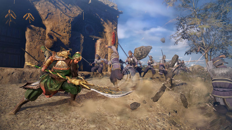 Dynasty Warriors 9 - Screenshot 8