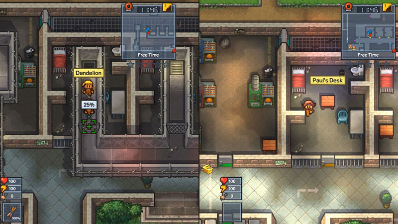 The Escapists 2 - Screenshot 3