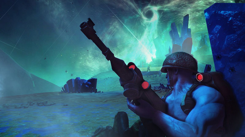 Rogue Trooper Redux - Screenshot 7