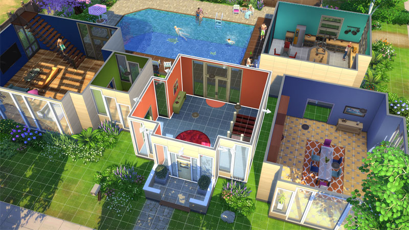 The Sims 4 - Screenshot 2