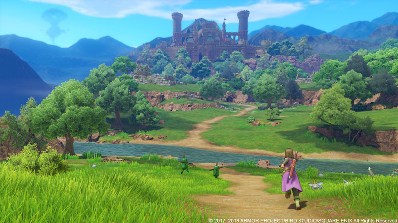Dragon Quest XI: Echoes of an Elusive Age - Edition of Light - Screenshot 1