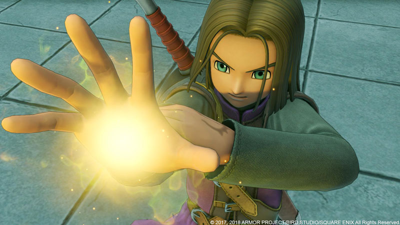 Dragon Quest XI: Echoes of an Elusive Age - Screenshot 2