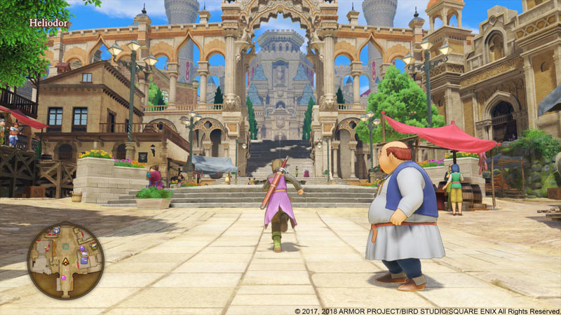 Dragon Quest XI: Echoes of an Elusive Age - Screenshot 5