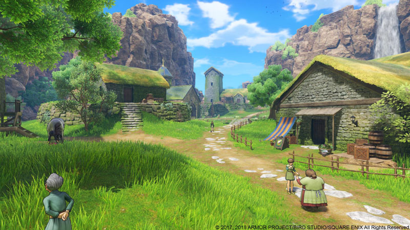 Dragon Quest XI: Echoes of an Elusive Age - Edition of Light - Screenshot 8