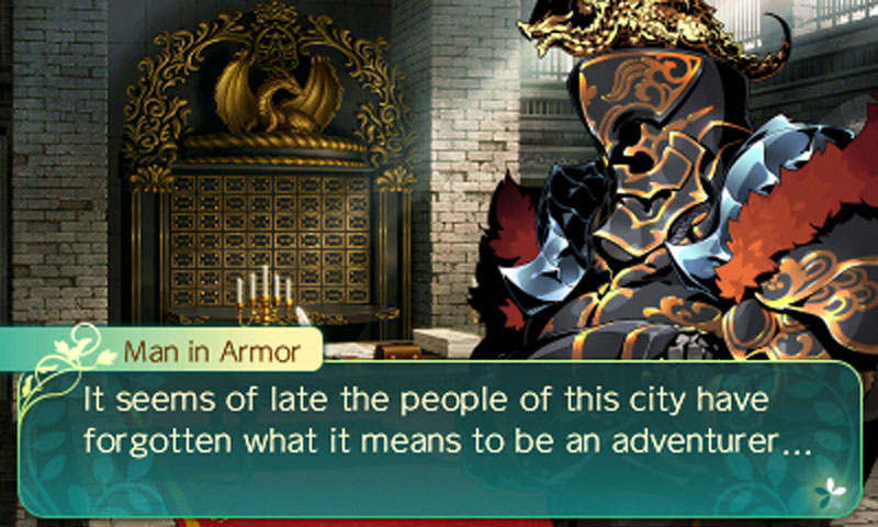 Etrian Odyssey V: Beyond the Myth - Screenshot 6