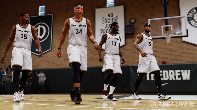 NBA Live 18 - Screenshot 5