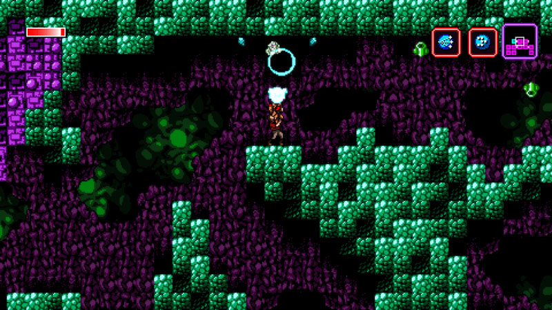 Axiom Verge - Screenshot 1