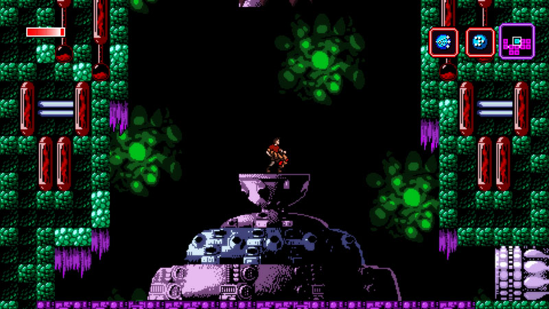 Axiom Verge Multiverse Edition - Screenshot 5