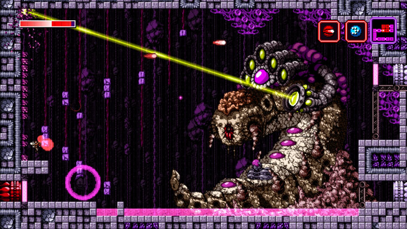 Axiom Verge Multiverse Edition - Screenshot 8