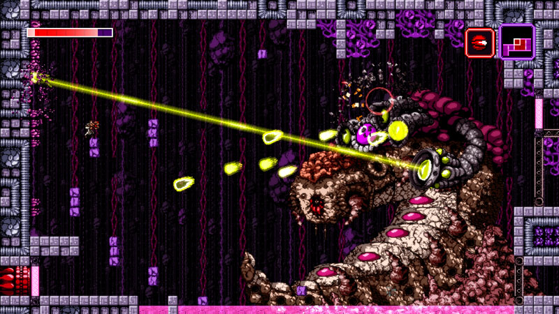 Axiom Verge Multiverse Edition - Screenshot 2