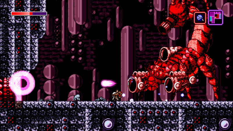 Axiom Verge - Screenshot 3