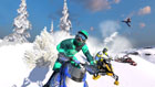 Snow Moto Racing Freedom - Screenshot 2
