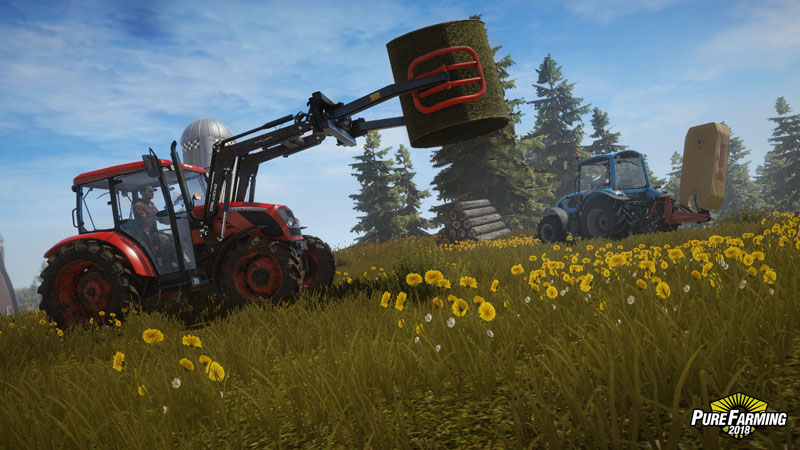 Pure Farming 2018 - Screenshot 5