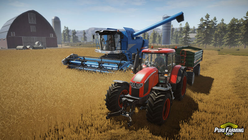 Pure Farming 2018 - Screenshot 9