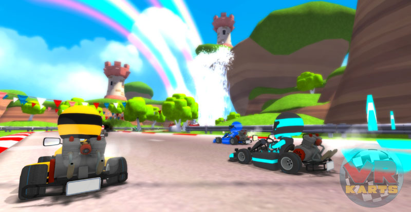 VR Karts - Screenshot 6