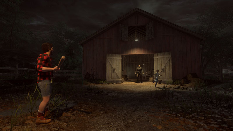 Friday the 13th The Game - Screenshot 2
