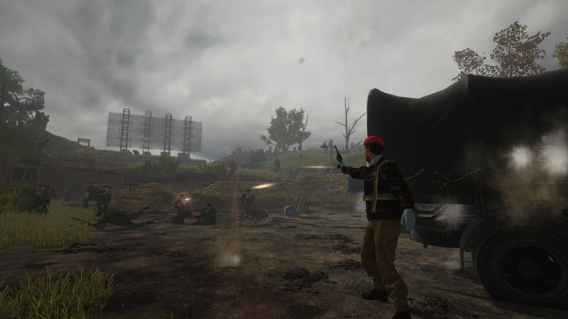 RAID: World War II - Screenshot 1