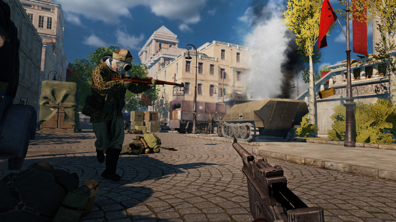 RAID: World War II - Screenshot 6