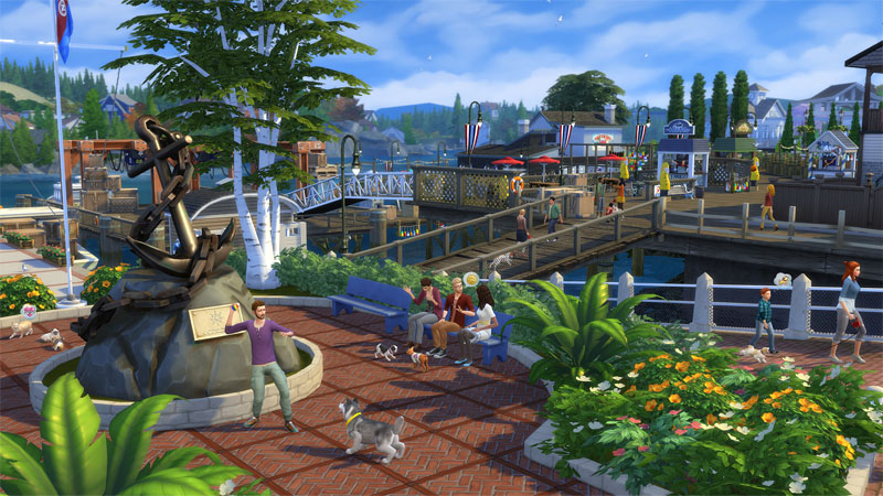 The Sims 4 Cats & Dogs - Screenshot 4