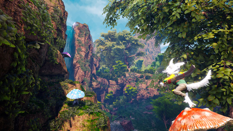 Biomutant - Screenshot 1