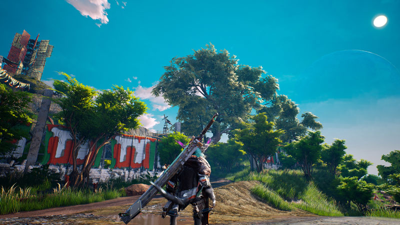 Biomutant - Screenshot 4