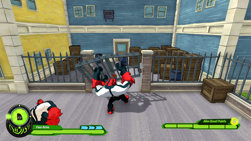 Ben 10 - Screenshot 3