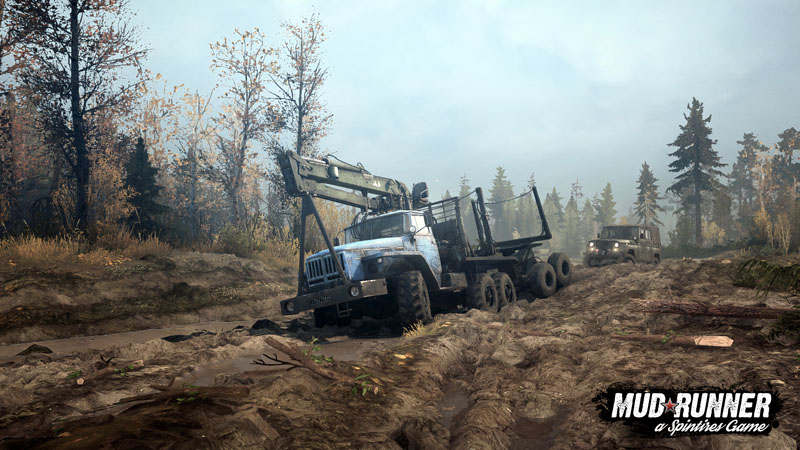 MudRunner - Screenshot 2