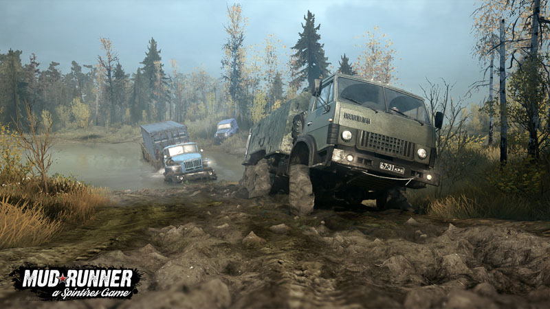 MudRunner - Screenshot 5